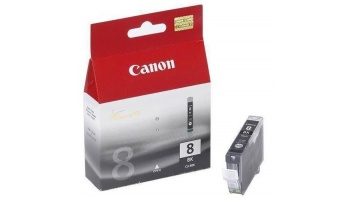 INK CARTRIDGE BLACK CLI-8BK/0620B024 CANON