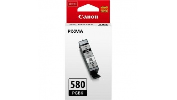 INK CARTRIDGE BLACK PGI-580BK/2078C001 CANON