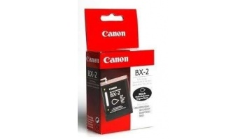 FAX CARTRIDGE BX-2/0882A002 BLACK CANON