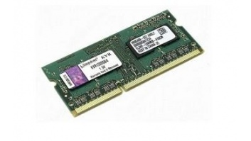 NB MEMORY 4GB PC10600 DDR3/SO KVR13S9S8/4 KINGSTON