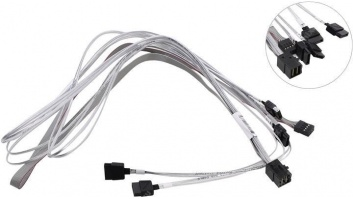 SERVER ACC CABLE MINISAS-SATA/CBL-SAST-0556 SUPERMICRO