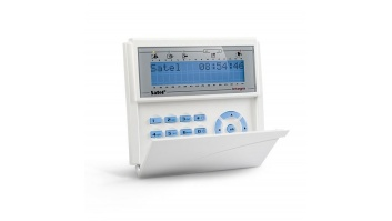 KEYPAD LCD /INTEGRA BLUE/INT-KLCD-BL SATEL