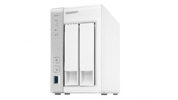 NAS STORAGE TOWER 2BAY/NO HDD TS-231P QNAP