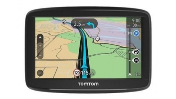 "CAR GPS NAVIGATION SYS 5""/START 52 1AA5.002.02 TOMTOM"