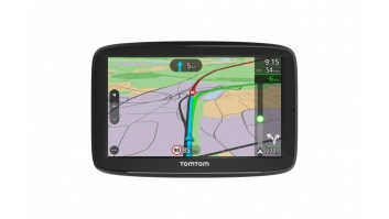 "CAR GPS NAVIGATION SYS 5""/VIA 52 EU45 1AP5.002.02 TOMTOM"