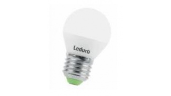LIGHT BULB LED E27 2700K 5W/400LM 360 G45 21183 LEDURO