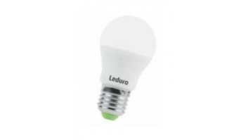 LIGHT BULB LED E27 2700K 6W/500LM 360 A50 21184 LEDURO