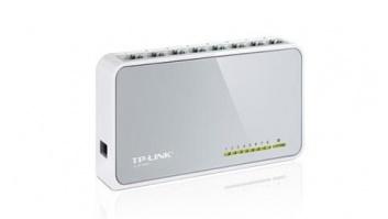 NET SWITCH 8PORT 10/100M/TL-SF1008D TP-LINK