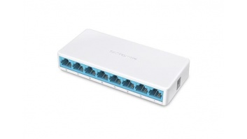 NET SWITCH 8PORT 10/100M/MS108 MERCUSYS