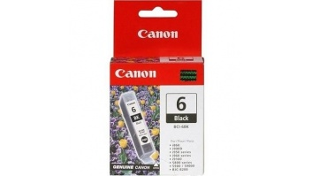 INK CARTRIDGE BLACK BCI-6BK/4705A003 CANON
