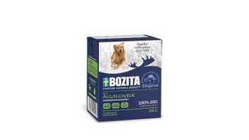 BOZITA (Sweden) Dog ЛОСЬ (370г)