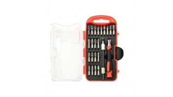 PRECISION SCREWDRIVER SET/23PCS TK-SD-10 GEMBIRD
