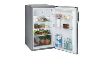 Candy Refrigerator CCTOS 502XH Free standing, Larder, Height 84 cm, A+, Fridge net capacity 84 L, Freezer net capacity 13 L, 40 dB, Stainless steel