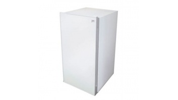 DAEWOO Refrigerator FN-15A2W Free standing, Table top, Height 88 cm, A+, Fridge net capacity 112 L, Freezer net capacity 8 L, White glass
