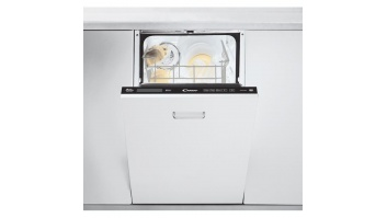 Candy Dishwasher CDI 2T1047 Built in, Width 45 cm, Number of place settings 10, Number of programs 7, A++, AquaStop function, White