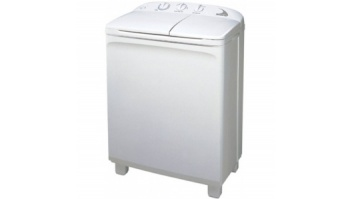 DAEWOO Washing machine DW-K500C Top loading, Washing capacity 3 kg, 400 RPM, Depth 40 cm, Width 69 cm, White,