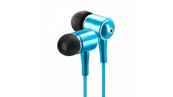 Energy Sistem Urban 2 In-ear/Ear-hook, 3.5 mm, Cyan,