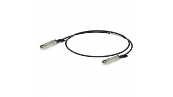 Ubiquiti UDC-1 SFP+, Copper, Direct Attach Cable, 10/100/1000/10000 Mbit/s, Maximum transfer distance 1 m, 0 to +70C