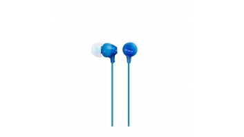 Sony EX series MDR-EX15LP In-ear, Blue