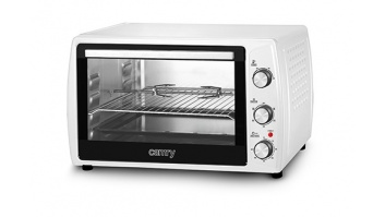 Camry Mini Oven CR 6008  63 L, Table top, White, 2200 W