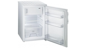 Gorenje Refrigerator RB4091ANW Free standing, Table top, Height 84.5 cm, A+, Fridge net capacity 97 L, Freezer net capacity 16 L, 39 dB, White