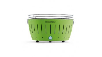 Lotusgrill G 435 XL Grill G-GR-435P Charcoal, Diameter 43.5 cm, Lime Green