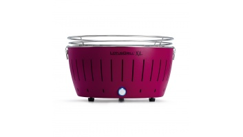 Lotusgrill G 435 XL Grill G-GR-435P Charcoal, Diameter 43.5 cm, Purple