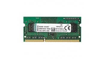 Kingston 4 GB, DDR3, 1600 MHz, Notebook, Registered No, ECC No