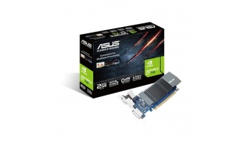 Asus NVIDIA, 1 GB, GeForce GT 710, GDDR5, PCI Express 2.0, Cooling type Passive, Processor frequency 954 MHz, VGA (D-Sub) ports quantity 1, DVI-D ports quantity 1, HDMI ports quantity 1, Memory clock speed 5012 MHz