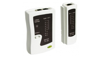 Goobay Network cable tester 68856 Black/White