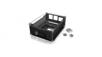 ICY BOX IB-RP103 Case for Raspberry Pi 2 B und 3 B/B+