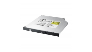 Asus SDRW-08U1MT Internal, Interface SATA, CD read speed 24 x, CD write speed 24 x, Black, DVD writer