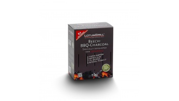 Lotusgrill Natural beechwood Charcoal 1 kg
