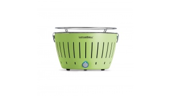 Lotusgrill G 340 Standard Grill G-GR-34P Charcoal, Diameter 35 cm, Lime Green