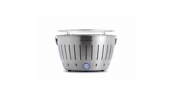 Lotusgrill G 340 Standard Grill G-SS-34P Charcoal, Diameter 35 cm, Stainless Steel