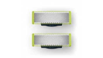 Philips QP220/55 Wet use, Number of shaver heads/blades 2 replaceable blades, Green/ black