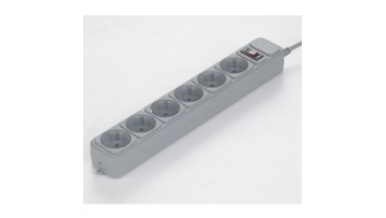 Gembird Power Cube Surge Protector SPG6-B-10C