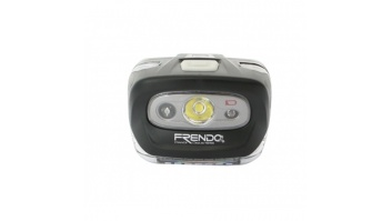 FRENDO Headlight Orion 200 CREE LED + Red LED, 200 lm, 4 functions