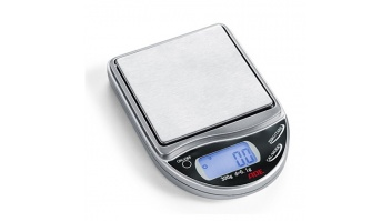 ADE Pocket Scale RW220 Maximum weight (capacity) 0.3 kg, Accuracy 0.1 g, Silver