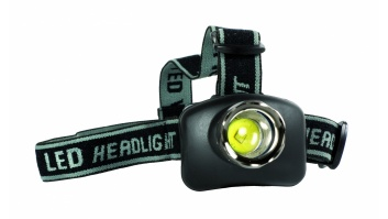 Camelion Headlight CT-4007 SMD LED, 130 lm, Zoom function