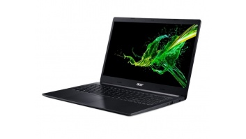 "Acer Aspire 5 A515-54 Black, 15.6 "", IPS, Full HD, 1920 x 1080 pixels, Matt, Intel Core i5, i5-8265U, 8 GB, DDR4, SSD 256 GB, Intel UHD, Windows 10 Home, 802.11 ac/ a/b/g/n, Bluetooth version 4.0, Keyboard language English, Keyboard backlit, Warranty 24 m"