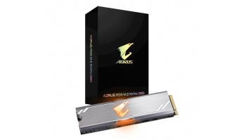 SSD|GIGABYTE|AORUS RGB|256GB|M.2|PCIE|NVMe|TLC|Write speed 1050 MBytes/sec|Read speed 3100 MBytes/sec|MTBF 1800000 hours|GP-ASM2NE2256GTTDR