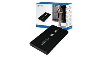 "Logilink 2.5"" SATA USB 2.0 HDD Enclosure 2.5"", SATA, USB 2.0"