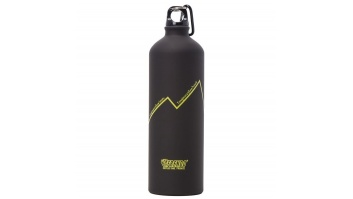 FRENDO Water Bottle Rainbow 1000 ml, Black