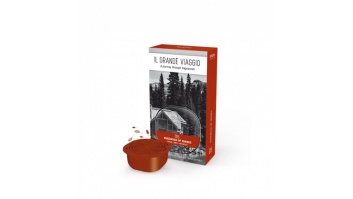 Mr&Mrs IL GRANDE VIAGGIO Rosewood of Quebec Scented ambience capsule, Spicy-Woody