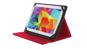 "TABLET SLEEVE FOLIO STAND 10""/RED 20316 TRUST"