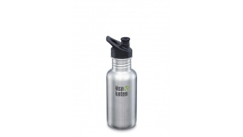 klean kanteen Classic Water Bottle 1003177 Capacity 0.532 L, Brushed stainless steel