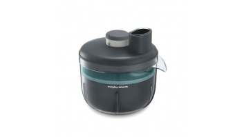 Morphy richards Prepstar Compact Food Processor 401014 Grey, 450 W, Number of speeds 3, 4 L