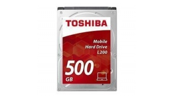HDD|TOSHIBA|500GB|SATA|8 MB|5400 rpm|2,5"