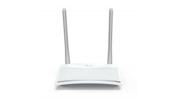 Wireless Router|TP-LINK|Wireless Router|300 Mbps|IEEE 802.11b|IEEE 802.11g|IEEE 802.11n|1 WAN|2x10/100M|Number of antennas 2|TL-WR820N